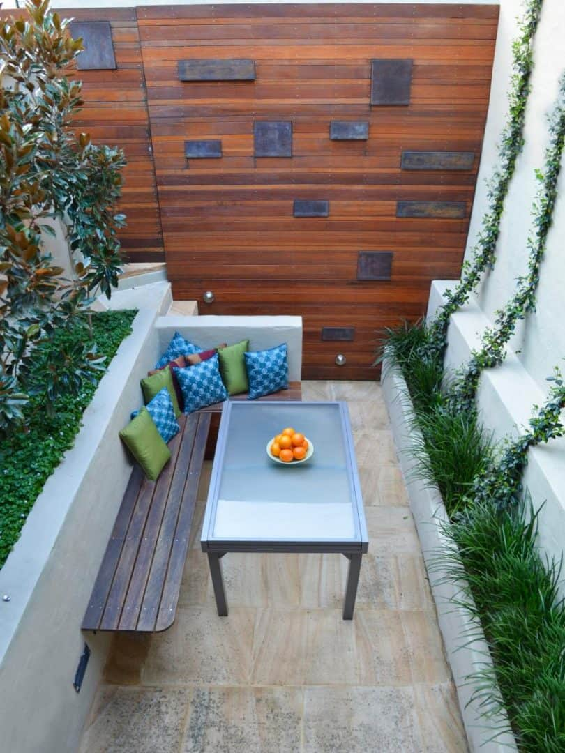 How To Make The Most Out Of A Small Patio Space on Apartment Backyard Patio Ideas  id=98237
