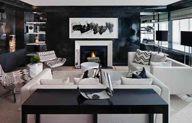 living room with white sofas White Sofa Ideas For A Stylish Living Room