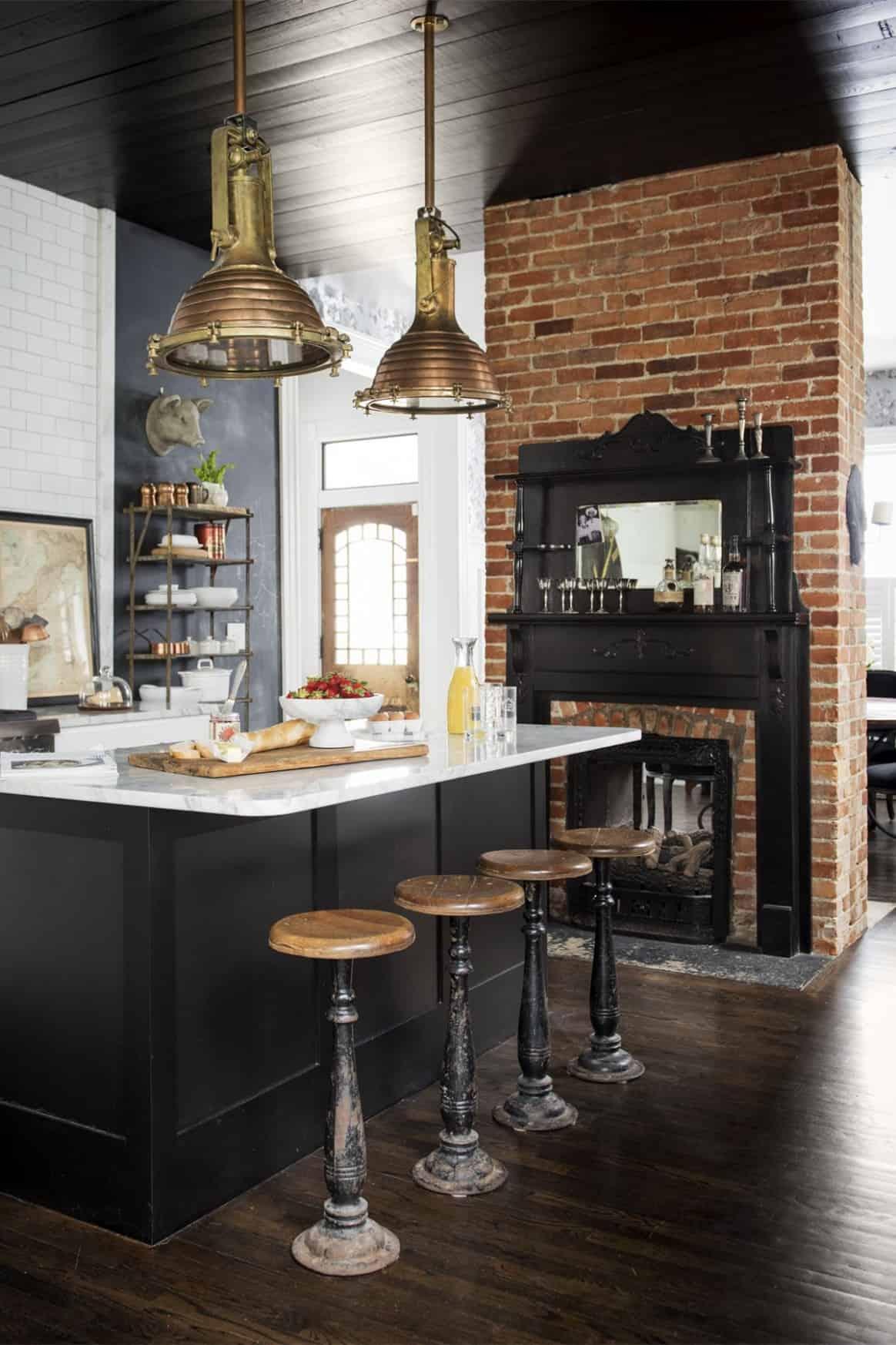 Kitchen Decorating Ideas Apartment