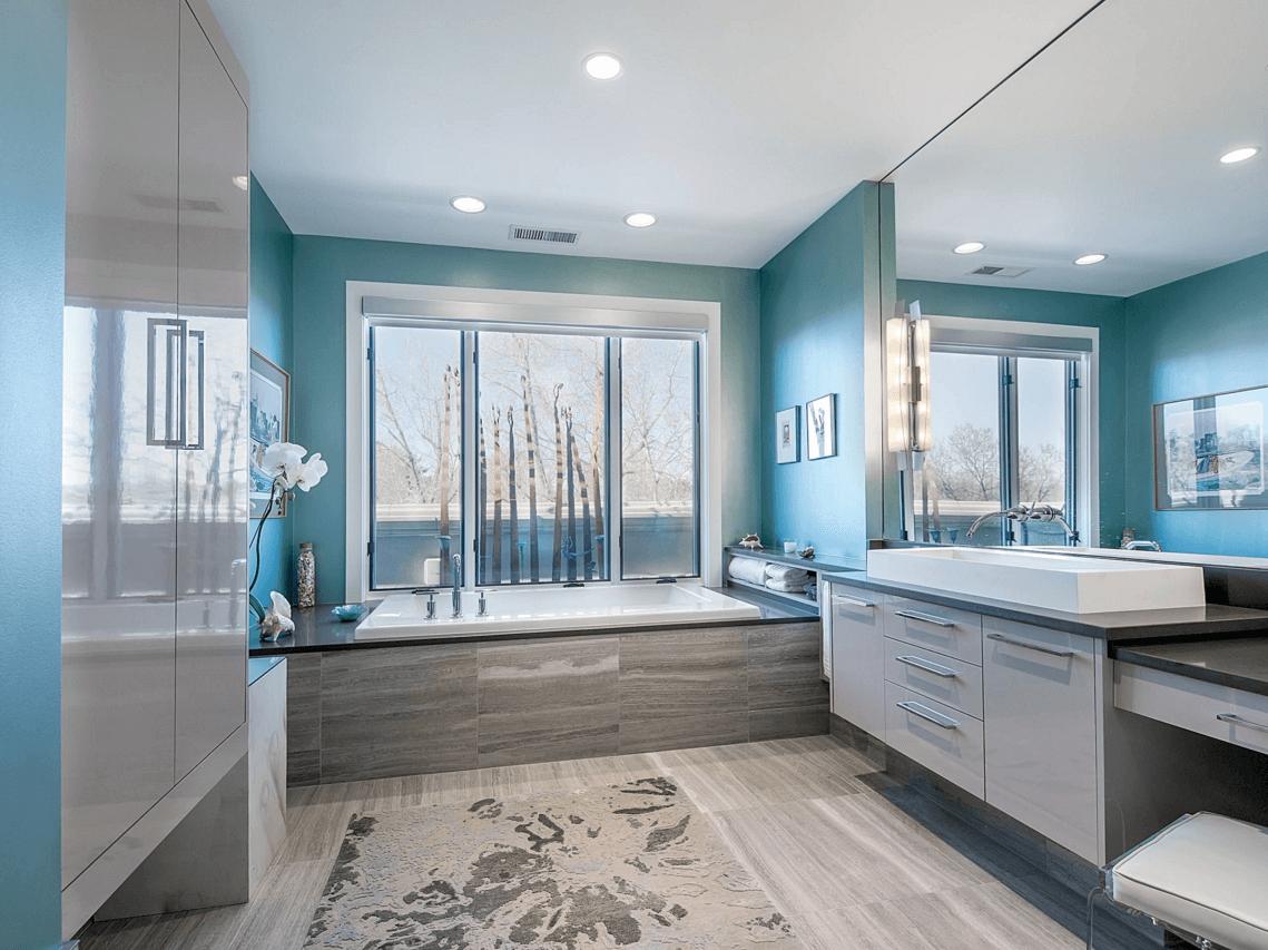 beautiful grey bathroom ideas how to
