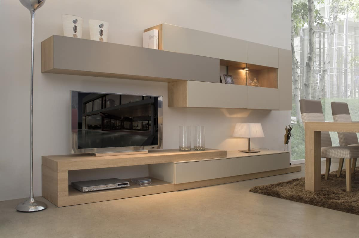 Show-stopping Modern Wall Units for your Living Room on Living Room Wall Units id=72031