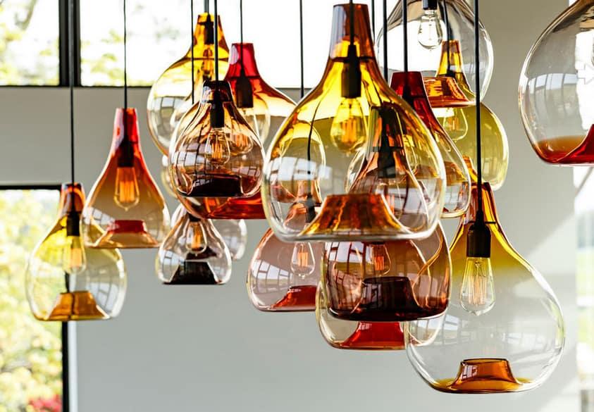 waterdrop pendant light is true art