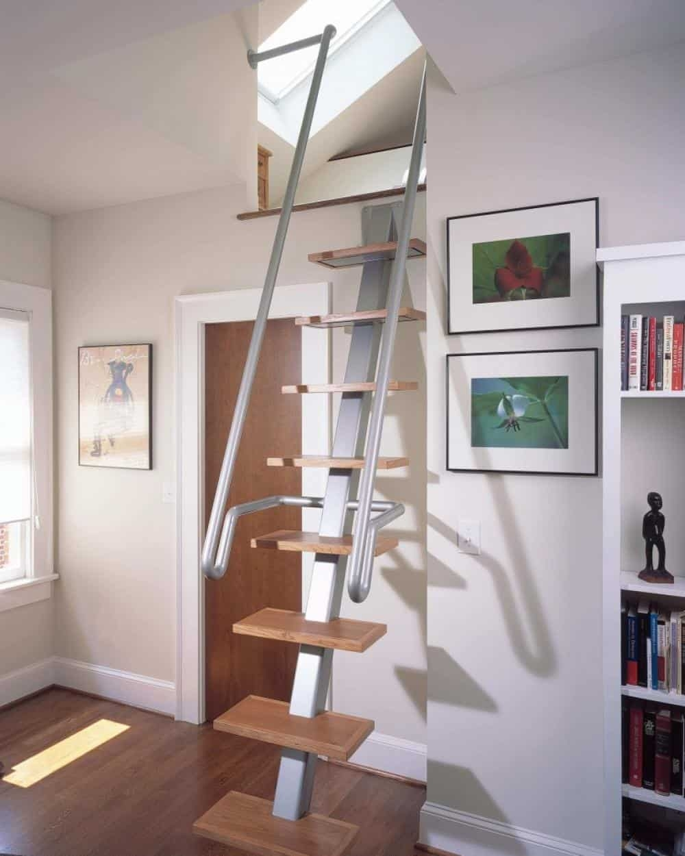 Unique And Creative Staircase Designs For Modern Homes   Concrete Stair Design For Small House