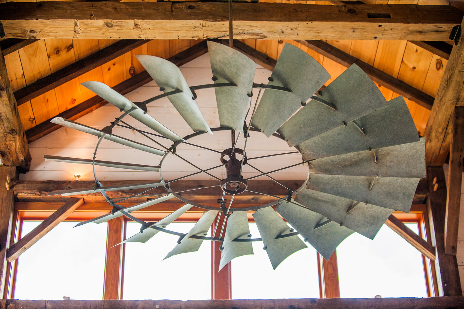 Farmhouse Ceiling Fan Light