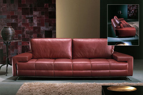 sofa from casa nova the leather carmel