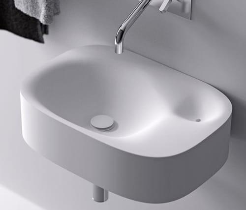 Compact Bathroom Sink Agape Nivis