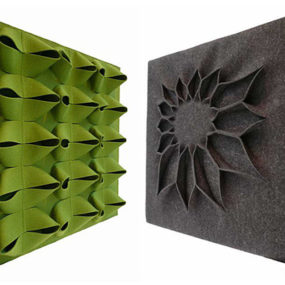 Decorative Wall Panels By 3D Surface