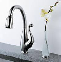 delta kitchen faucet new allora pull