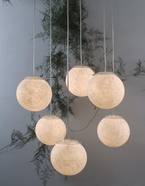 Round Pendant Light