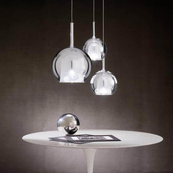 Italian Globe Pendant Lights From Penta GLO