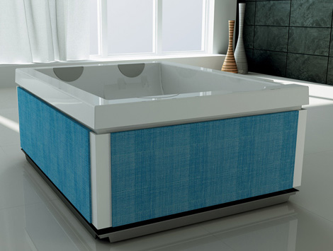 Freestanding Whirlpool Bath From Jacuzzi New Unique