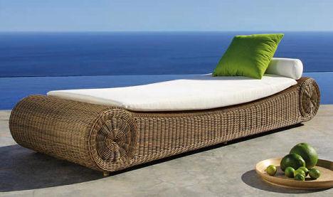 outdoor patio furniture orlando Outdoor Wicker Furniture from Manutti - the Orlando