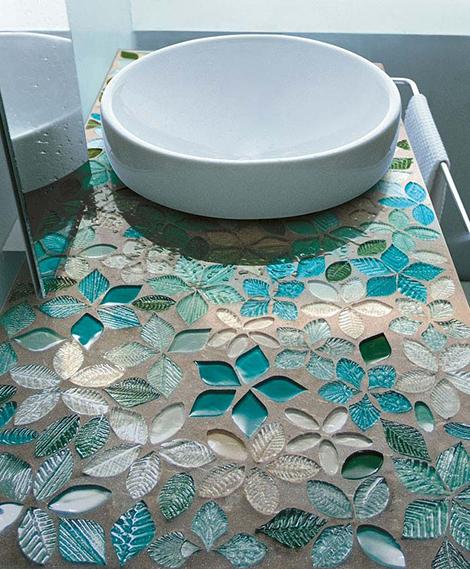 modern mosaic tiles by vetrovivo