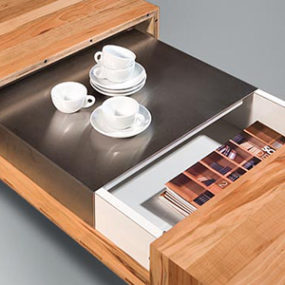 cool coffee tables with movable table