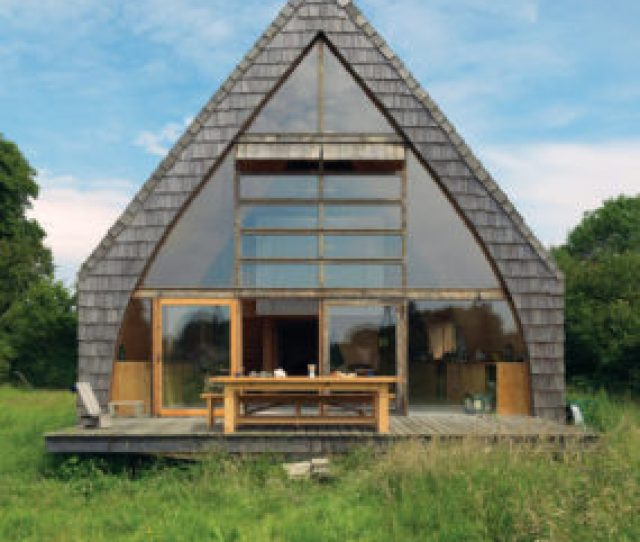 14 Wooden A Frame Off The Grid Country Home A Charming Diy Project