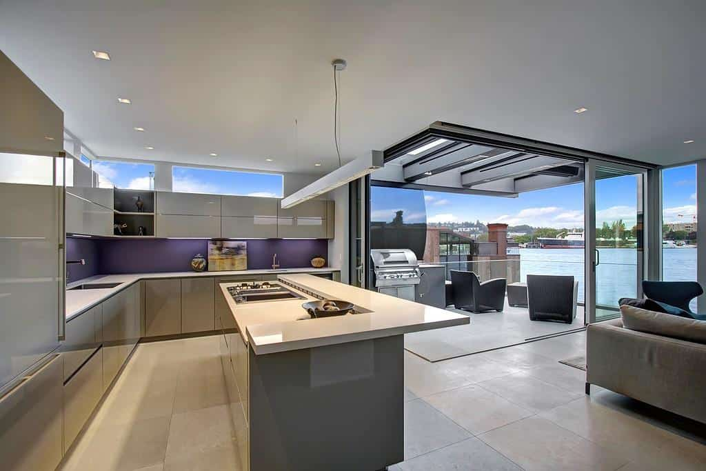 Floating Home Interiors for West Coast Living on Interior:ybeqvfpgwcq= Modern House  id=20103