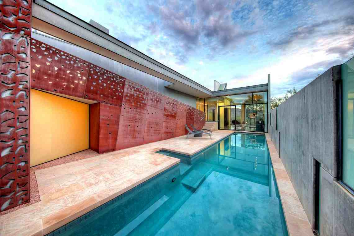 For Sale in Arizona: Modern Desert Home by Renowned ...