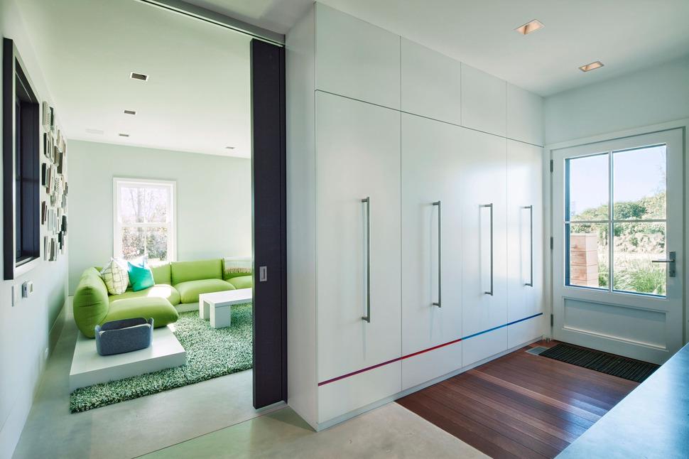 Contemporary Door Furniture Exterior