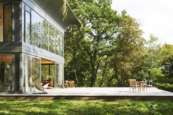 Prefabricated Positive Energy Homes by Philippe Starck and