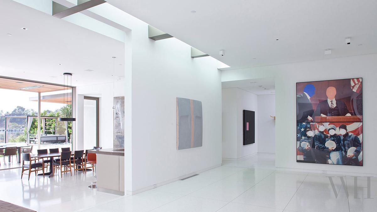 Mid Century Modern House In California