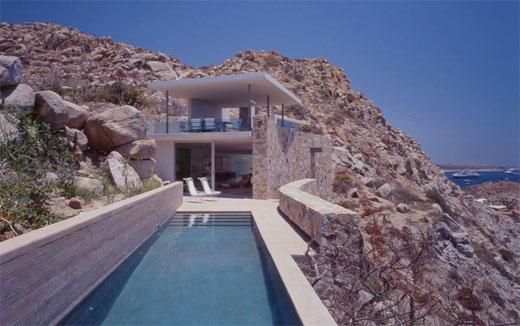 Contemporary Beach Home