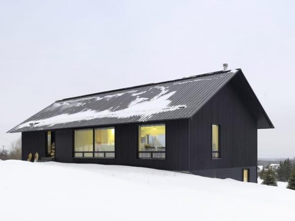 Chalet House Plan 7