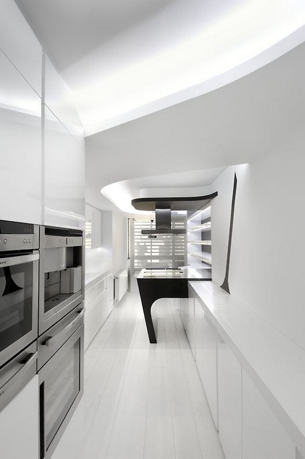 Minimalist Home Interior Architecture By Spanish Firm A Cero
