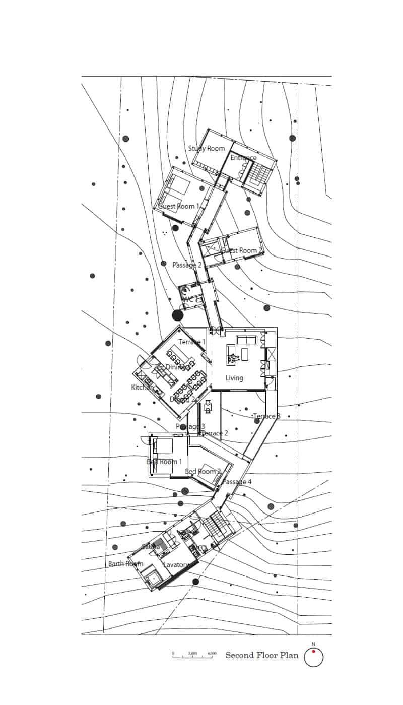Contemporary Simple Homes Floor Plans