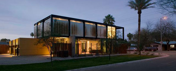 Arizona Desert Homes Modern Arizona Architecture