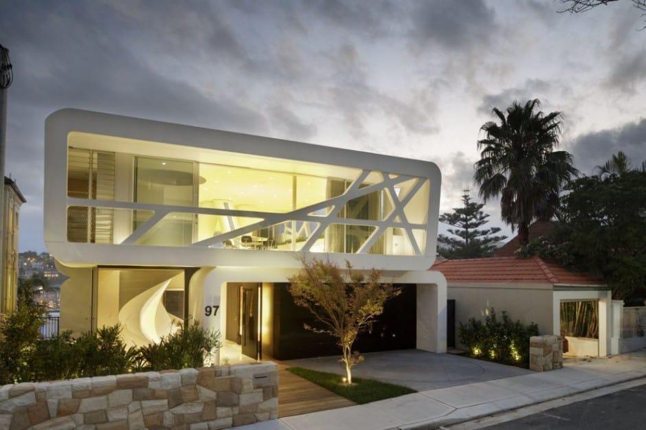 Ultra Modern Home Design