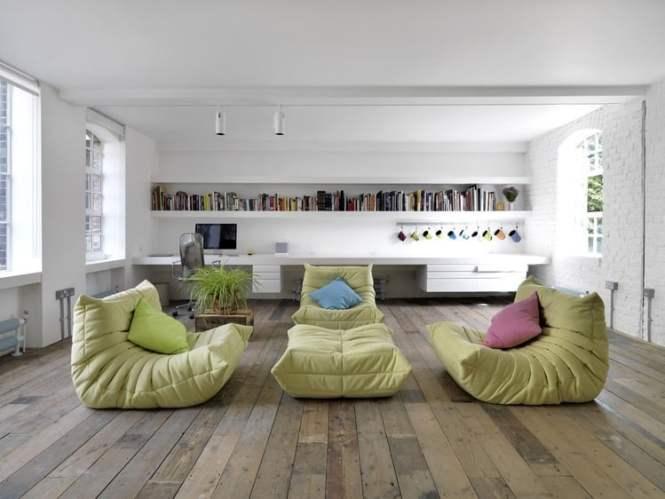London Warehouse Loft Apartment