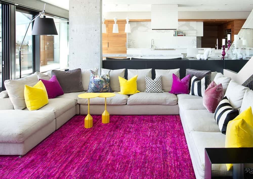 If You Love Colors You'll Love This Bright Living Room on Colourful Living Room  id=62300