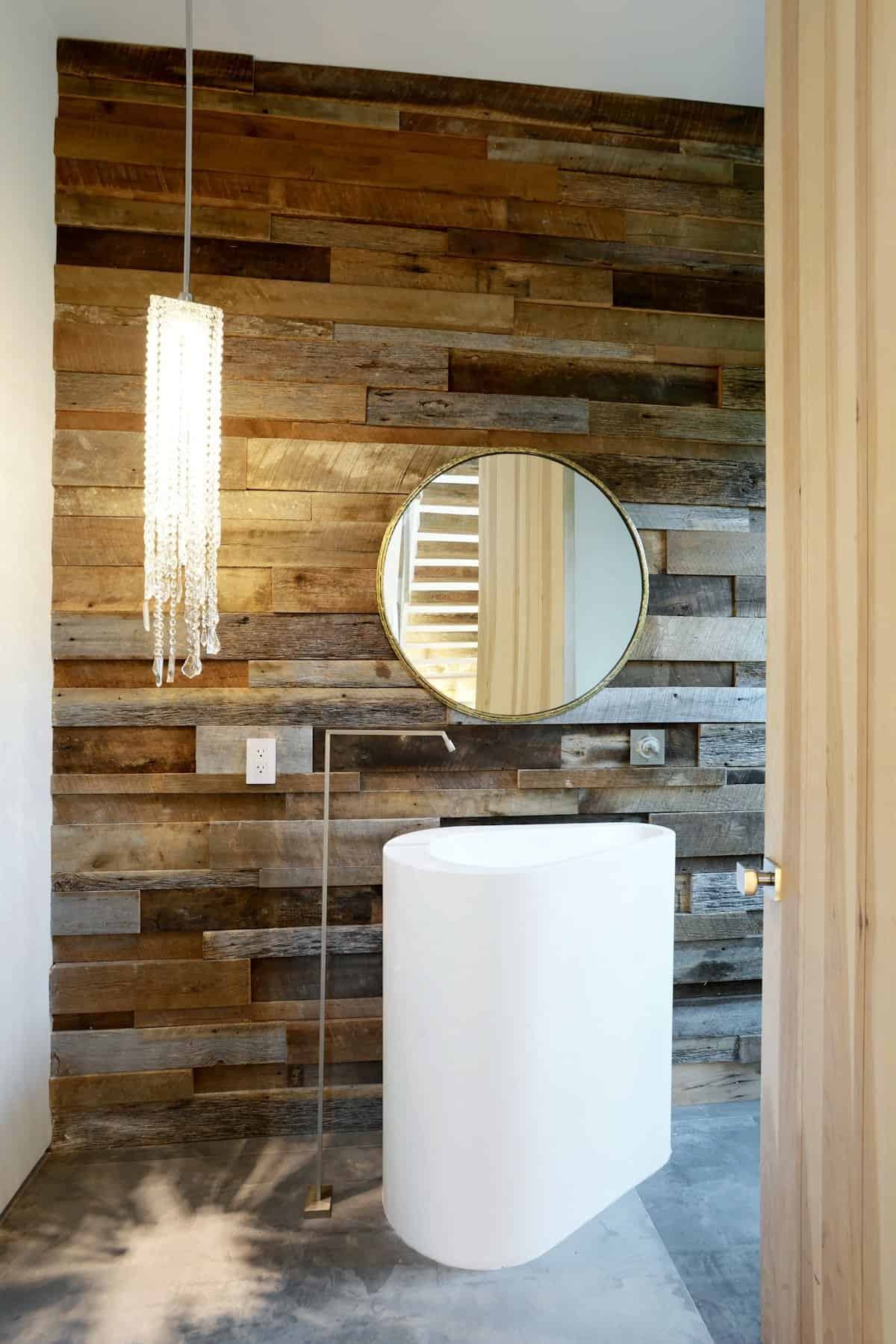 10 Modern Small Bathroom Ideas for Dramatic Design or ... on Modern Small Bathroom  id=28535
