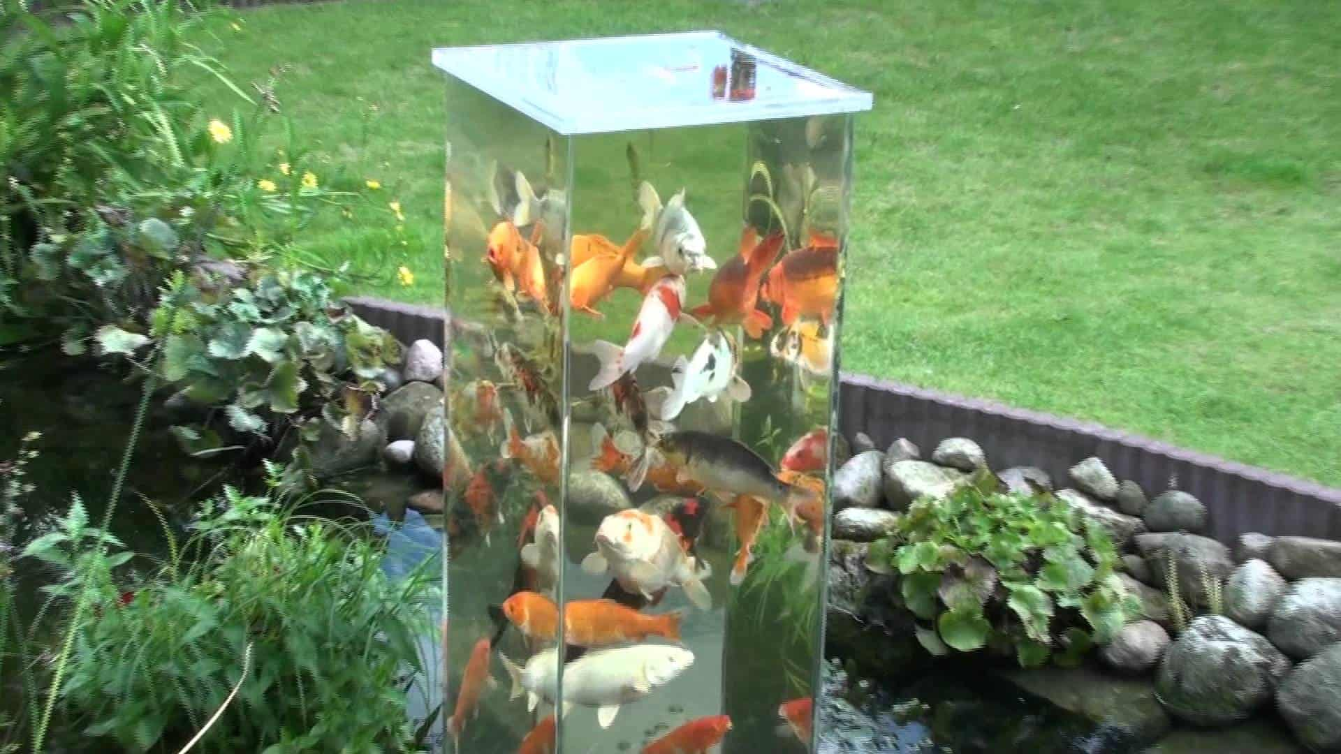 35 Sublime Koi Pond Designs and Water Garden Ideas for ... on Koi Ponds Ideas id=14904