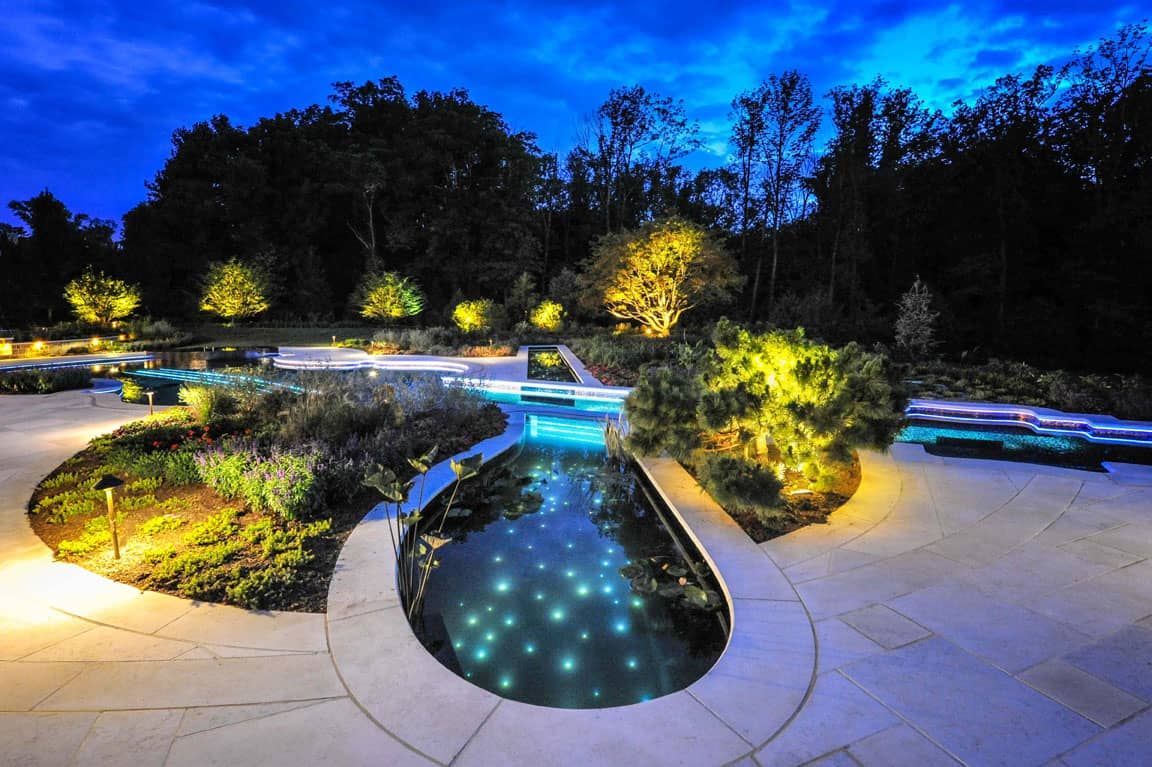 35 Sublime Koi Pond Designs and Water Garden Ideas for ... on Backyard Koi Pond Designs  id=94128