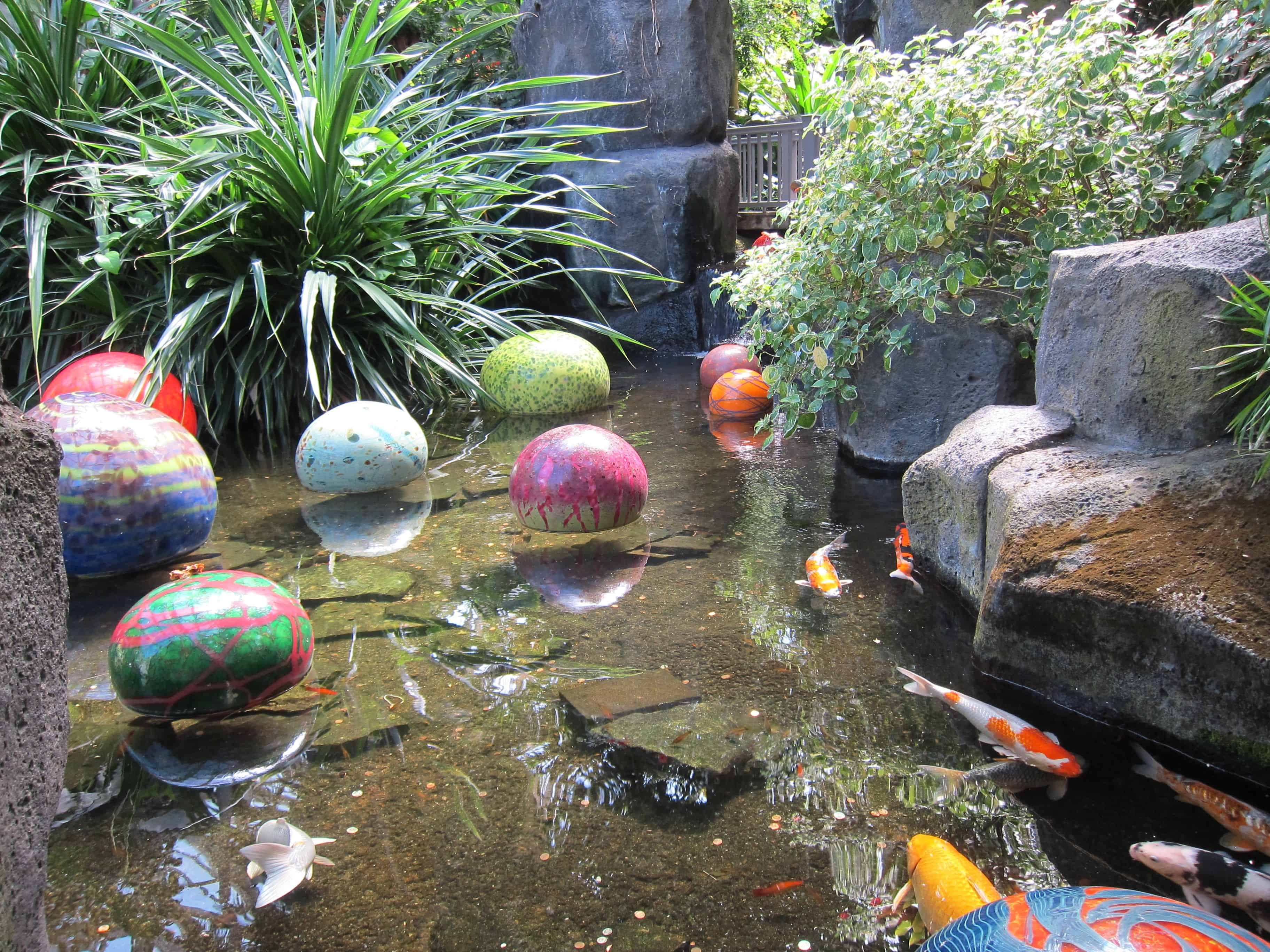 35 Sublime Koi Pond Designs and Water Garden Ideas for ... on Koi Ponds Ideas id=98789