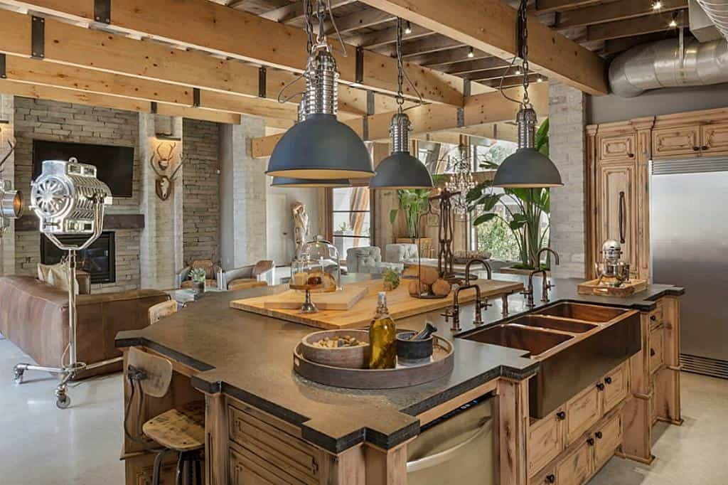 Modern Eclectic Texas Interior Is Full Of Mix And Match