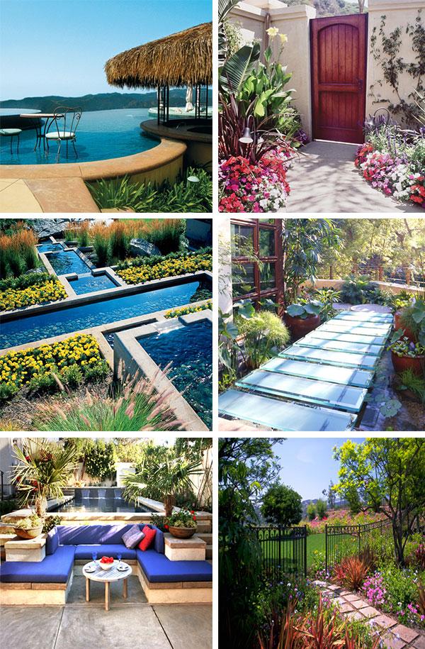Luxury Garden Design by Estate Gardens from ValleyCrest on Luxury Backyard Design id=17172