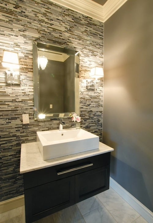 Top 10 Tile Design Ideas for a Modern Bathroom for 2015 on Bathroom Tile Designs  id=24935