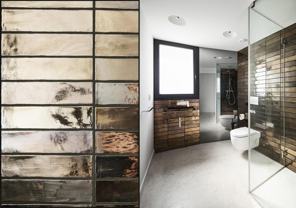 tile design ideas for a modern bathroom