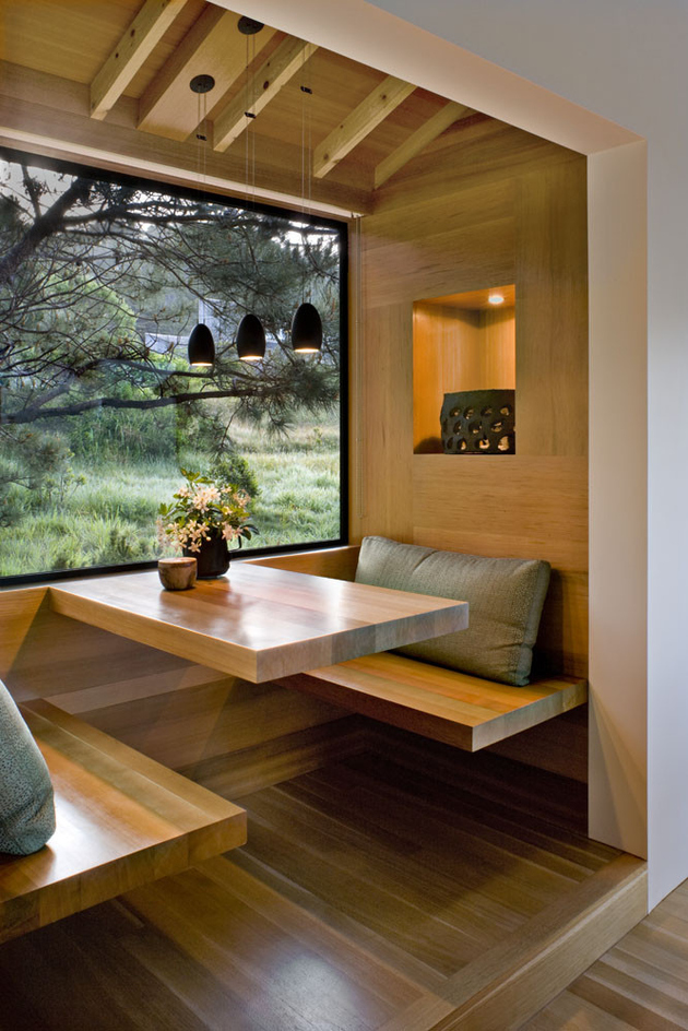 22 Breakfast Nook Designs For A Modern Kitchen And Cozy Dining