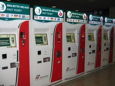 Risultati immagini per estacion de trenes italia