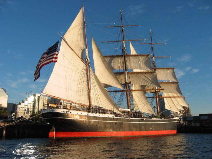 Yelkenli Gemiler (30 Fotograf)