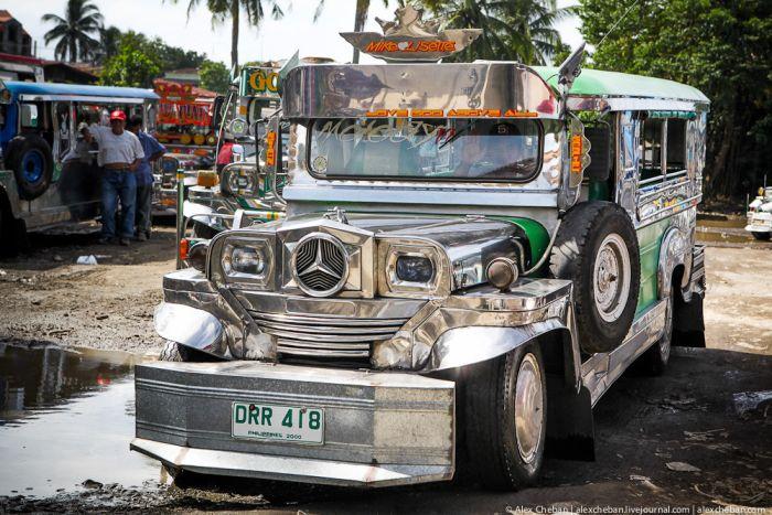 Filipinliler de Yolcu Taşımacılığı-Kerim Usta-(49 Fotograf)