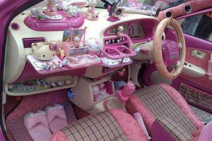 Bayan Arabasına Bakmak İstermisiniz.