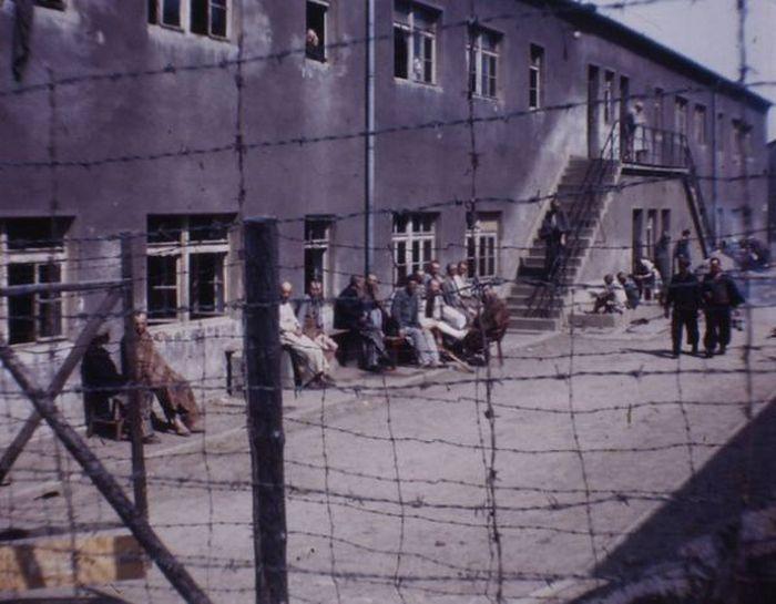 Buchenwald Toplama Kampından Arşiv Görüntüleri (10 Fotograf)