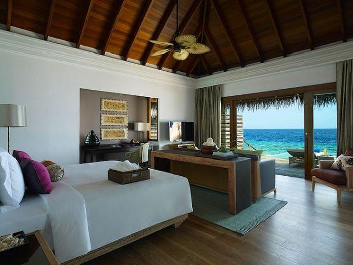 Yeryüzü Cennet Adası Baa Atoll (36 Fotograf)