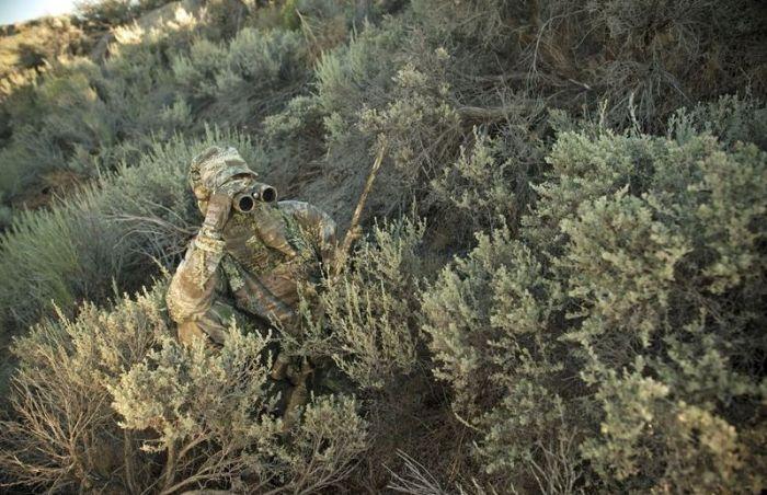 Özel Askeri Kamuflaj Elbiseler (10 Fotograf)