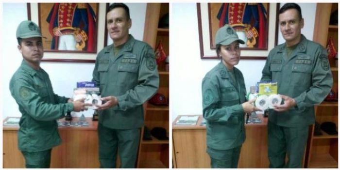 Venezuela Askerlerine Ödül Olarak Tuvalet Kağıdı Verildi