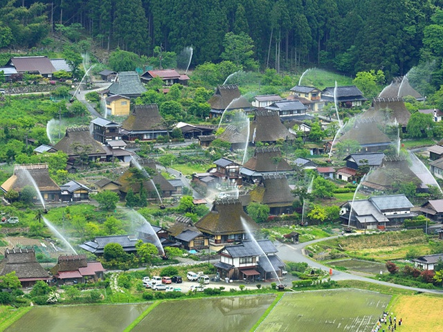 Sıradışı Japon Köyü Kayabuki No Cato (5 Fotoğraf)